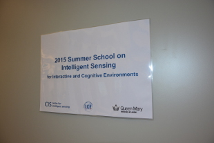 2015 CIS Summer School