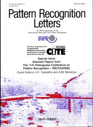 Pattern Recognition Letters logo