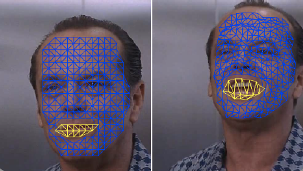augmented reality - face